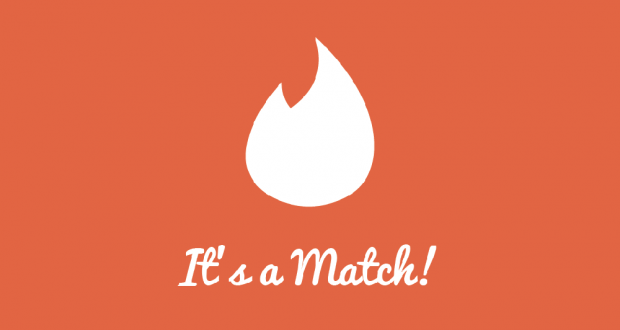 Tinder; it's a Match!